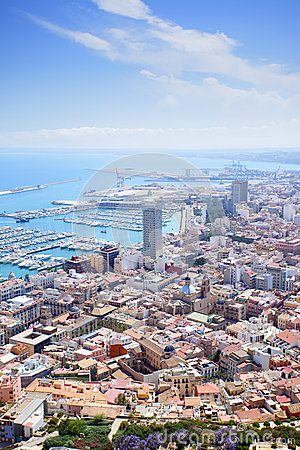 Alicante stock photo image 41477684 - Stock uno alicante ...