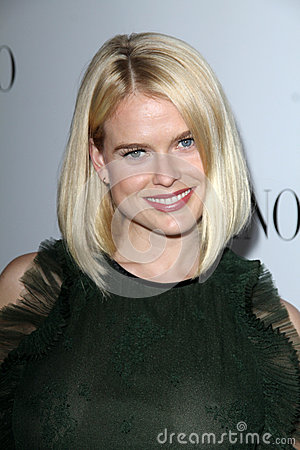 Alice Eve Editorial Photo