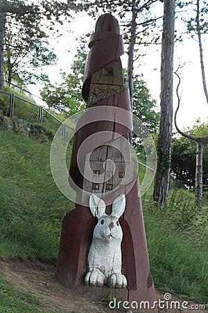 Free Alice S Adventures In Wonderland Stock Image - 76043651
