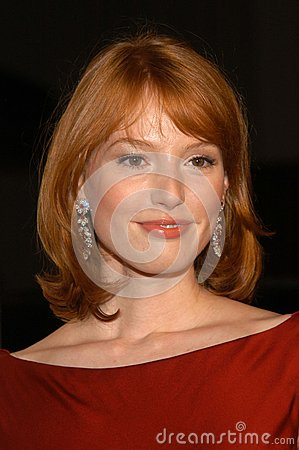 Alicia Witt Editorial Stock Photo