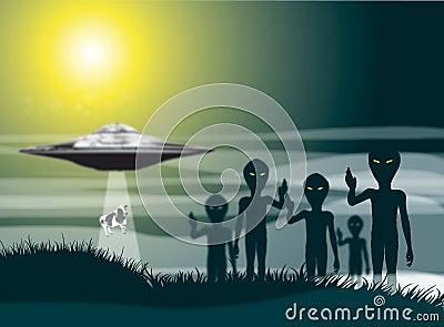 Alien Abductuion