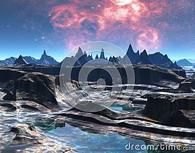 Alien Amphitheatre
