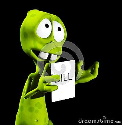 Alien Bill 37
