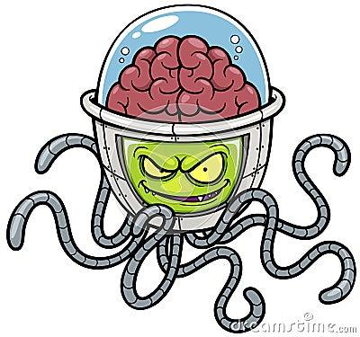 Free Alien Cartoon Stock Images - 39575794