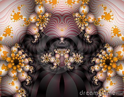 Alien Fractal Art Stock Photos - Image: 2206323