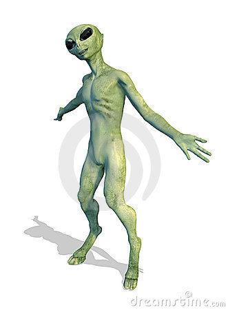 Alien Greeting