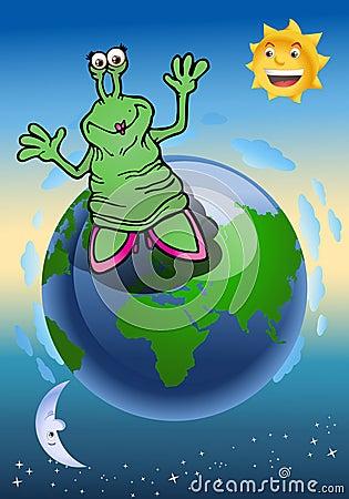 Alien lady expansion