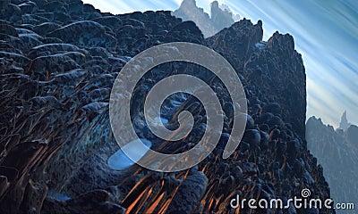 Alien LandScape 2