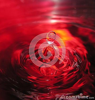Alien liquid