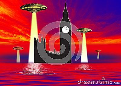 Aliens fear