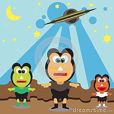 Aliens Ship