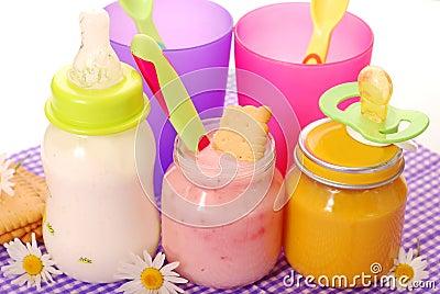 Alimento para o bebê