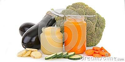 Alimentos para niños sanos