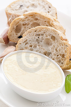 Alioli with Bread