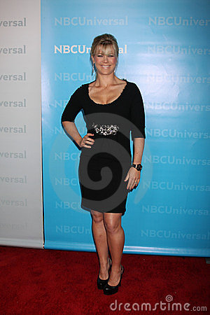 Alison Sweeney Editorial Stock Image