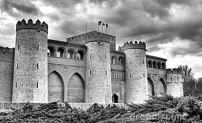 Aljaferia castle