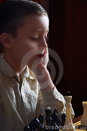 Free All About A Chess-1 Stock Image - 2345271