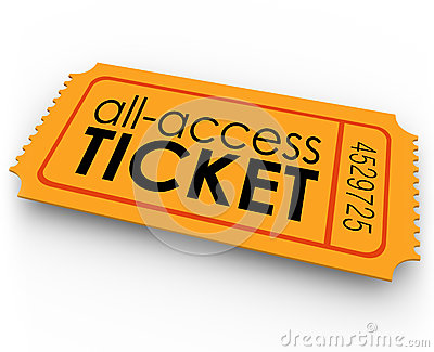 tickets all access tickets