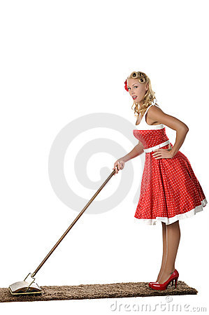 Free All American Housewife Stock Images - 21752914