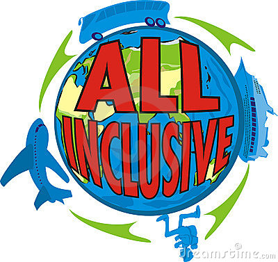 All inclusive - special offer