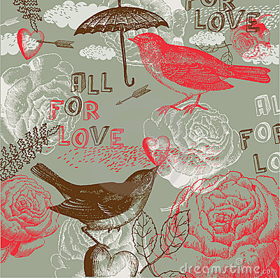 All For Love Background