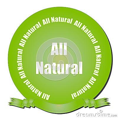 All Natural Seal