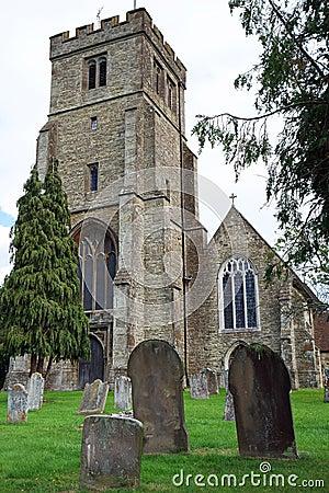 Free All Saints Church, Biddenden, Kent, England Royalty Free Stock Photo - 98250695