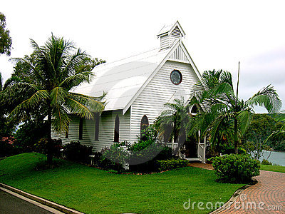 All Saints Church, Hamilton Island