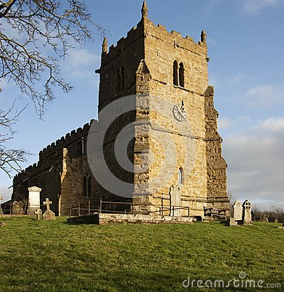 All Saints Church,(The Rambler's Church), Walesby,