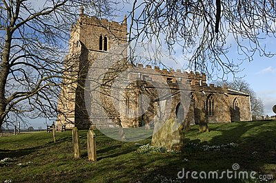 All Saints Church, (The Ramblers Church), Walesby,