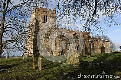All Saints Church, (The Ramblers Church), Walesby,