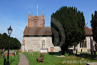All Saints parish church, Odiham, Hampshire