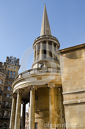 All Souls Church, Langham Place