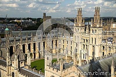 All Soul's College Oxford