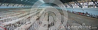 All the terracotta warriors