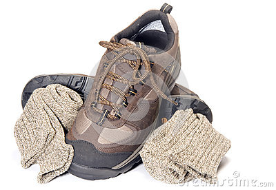 All terrain hiking lightweight shoe
