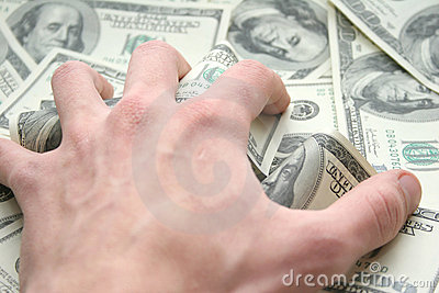 Alla min pengar