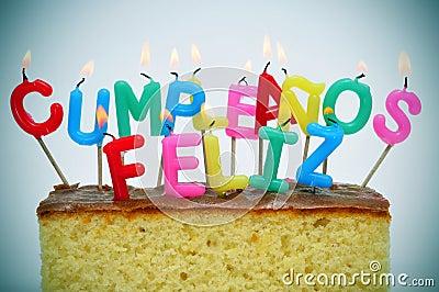 Alles Gute Zum Geburtstag Spanisch Liebe Geburtstagsgluckwunsche