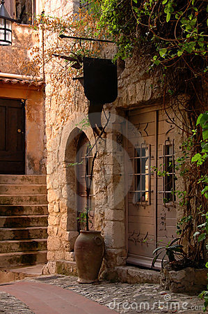 Free Alley In An Old Village Royalty Free Stock Photos - 1938838