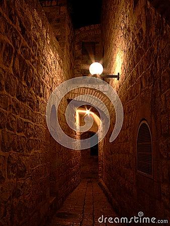 Alley in Jerusalem #2