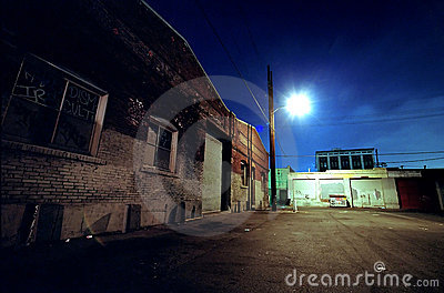 Alley Los Angeles