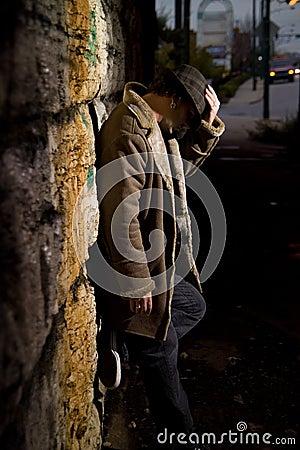 Alley Man