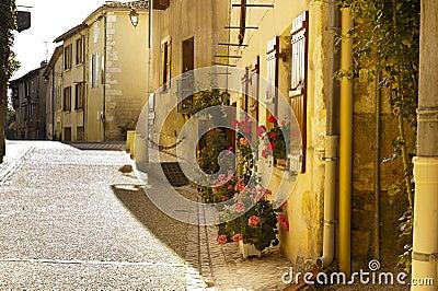 Alley Saint Jean de Cole Dordogne