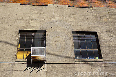 Alley Windows