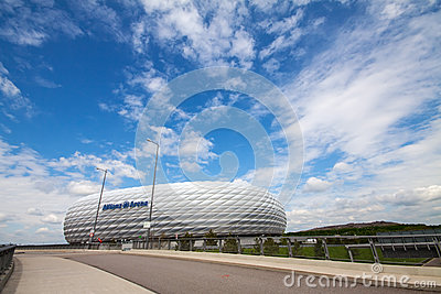 Allianz Arena Editorial Image