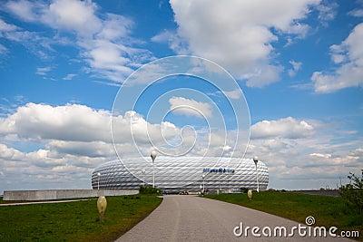 Allianz Arena Editorial Image