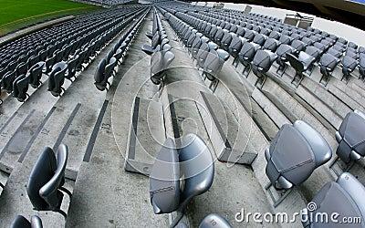 Allianz Arena interior Editorial Image