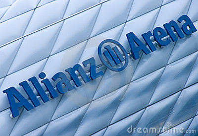 Allianz Arena, Munich Editorial Image