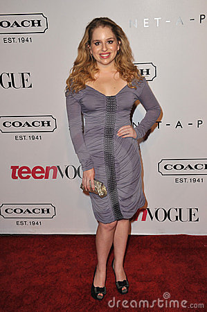 Allie Grant Editorial Stock Image