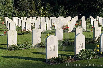 Allied War Cemetery